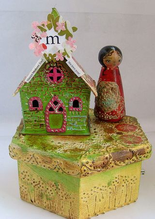 Mom music box