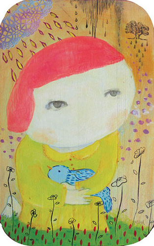 Miha takada lazy Bird